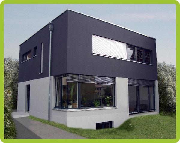 BDZ-Immobilien: Referenzprojekte Hausbau Haus bauen lassen ...